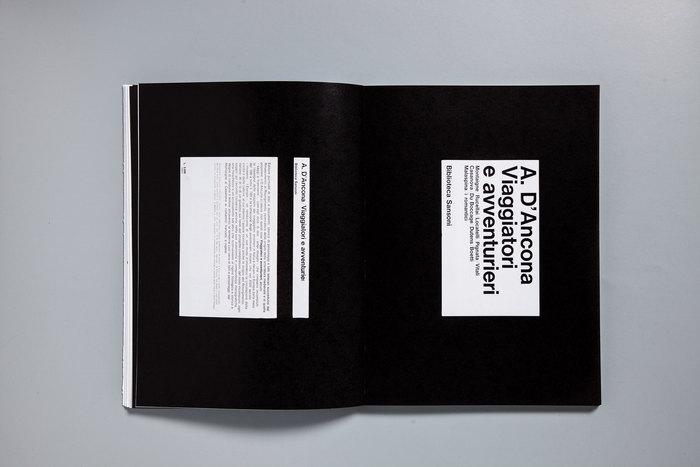 Massimo Vignelli – La razionalità progettuale dai sistemi d'identità all'editoria 9