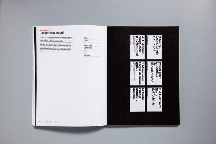Massimo Vignelli – La razionalità progettuale dai sistemi d'identità all'editoria 8