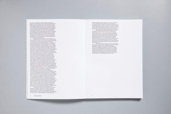 Massimo Vignelli – La razionalità progettuale dai sistemi d'identità all'editoria 5