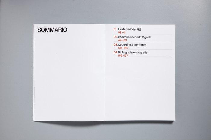 Massimo Vignelli – La razionalità progettuale dai sistemi d'identità all'editoria 4