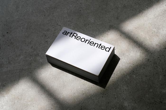 Art Reoriented 6