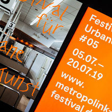 Metropolink Festival für Urbane Kunst 2019