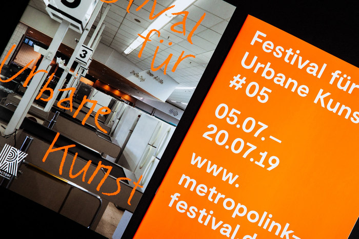 Metropolink Festival für Urbane Kunst 2019 1