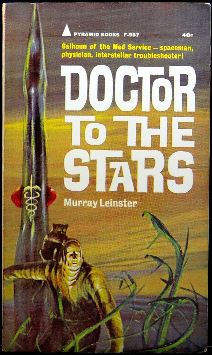 Doctor To The Stars by Murray Leinster (Pyramid) 1