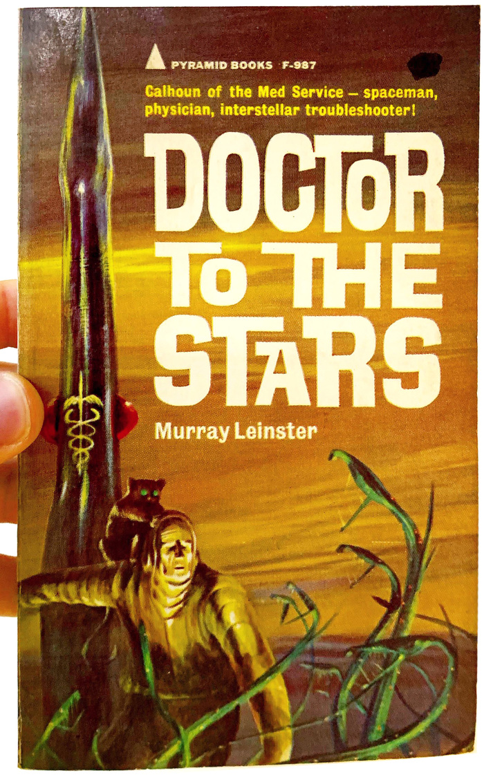 Doctor To The Stars by Murray Leinster (Pyramid) 3