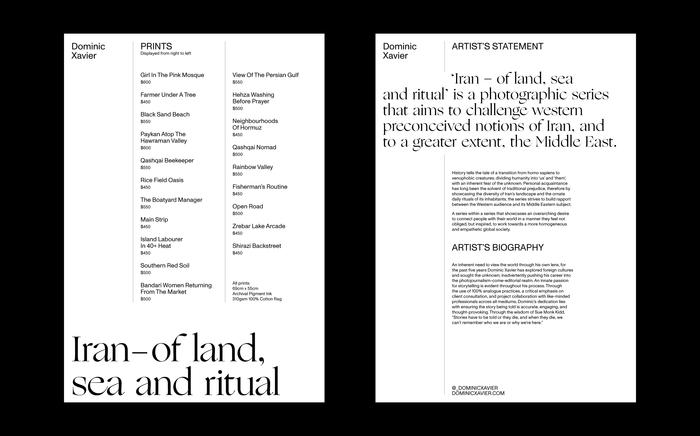 Iran – of land, sea and ritual 6