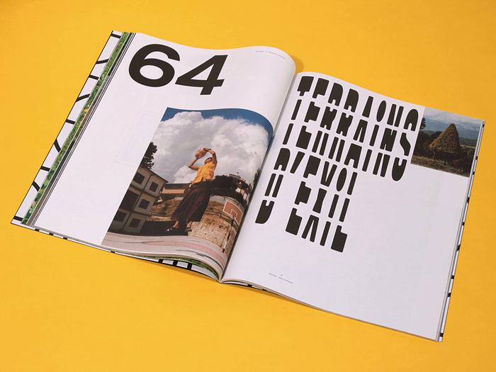 Entorse magazine, No.2 3