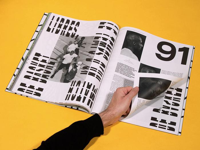 Entorse magazine, No.2 4