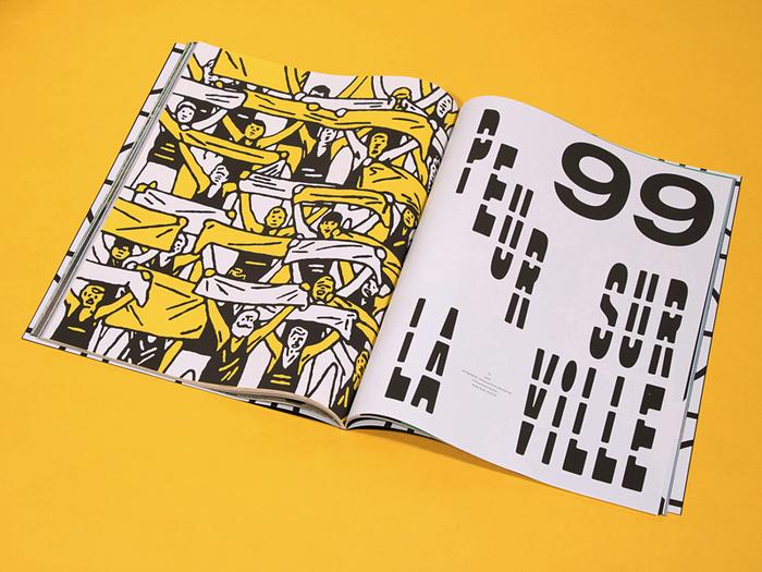 Entorse magazine, No.2 5