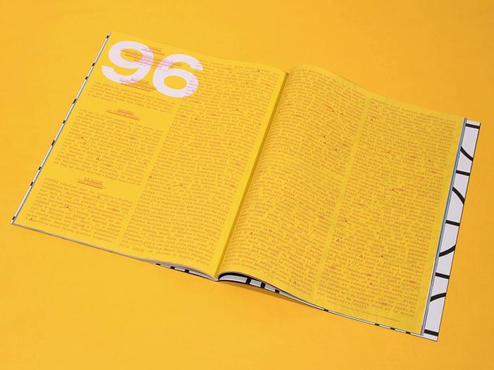 Entorse magazine, No.2 7