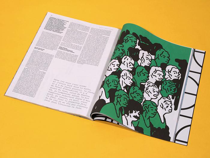 Entorse magazine, No.2 8