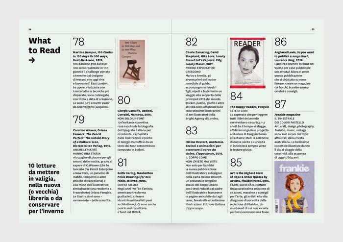 """ILIT 100"" – ILIT magazine special edition with Winsor & Newton 7"