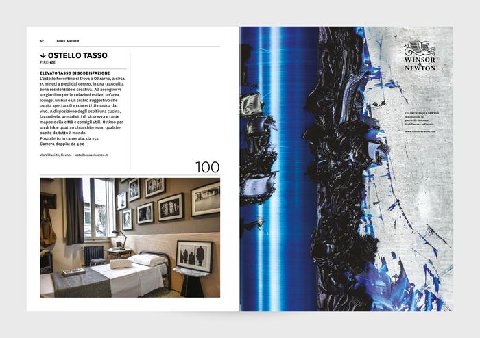 """ILIT 100"" – ILIT magazine special edition with Winsor & Newton 8"