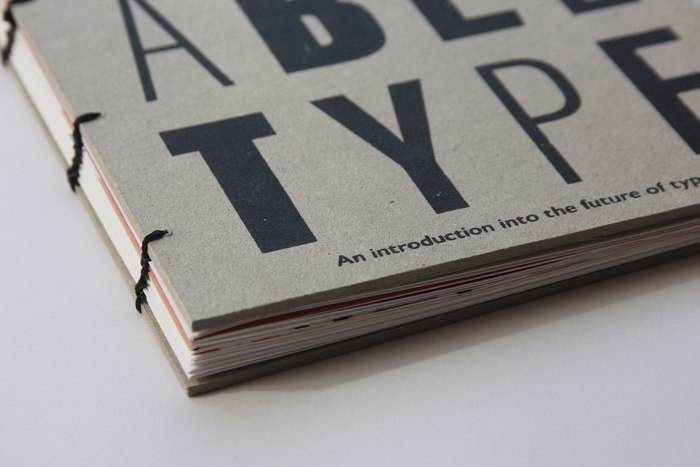 Variable Type. An Introduction into the Future of Type 11