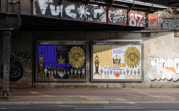 Starke Stücke at Staatliche Kunstsammlungen Dresden (proposal) 5