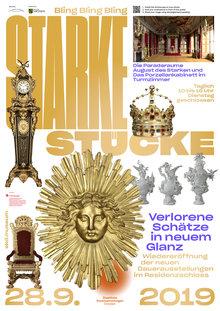 <cite>Starke Stücke</cite> at Staatliche Kunstsammlungen Dresden (proposal)