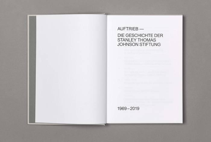 Stanley Thomas Johnson Foundation – 50th anniversary publication 2