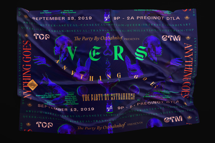 The Party by Ostbahnhof presents VERS: Anything Goes, September 2019 3