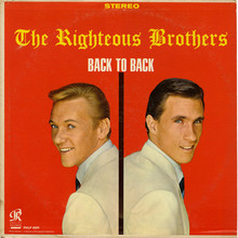 <cite>Back To Back </cite>– The Righteous Brothers