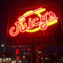 Juicy's Giant Burgers