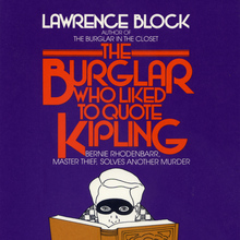 <cite>Burglar</cite> series by Lawrence Block, Random House