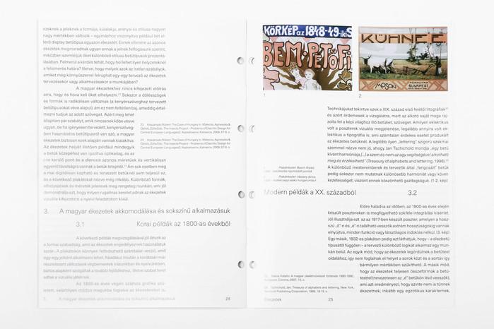 Ékezetek (Diacritics) thesis 6