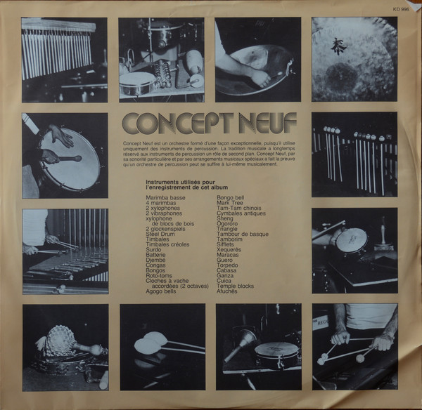 Concept Neuf – Concept Neuf 3