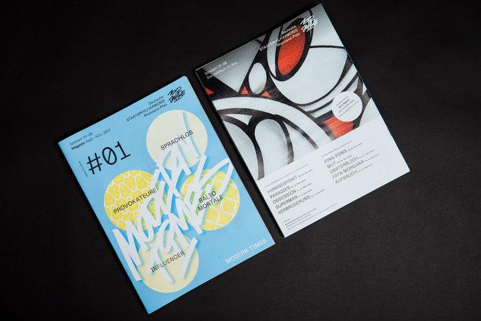 Deutsche Staatsphilharmonie Rheinland-Pfalz magazine #01 1