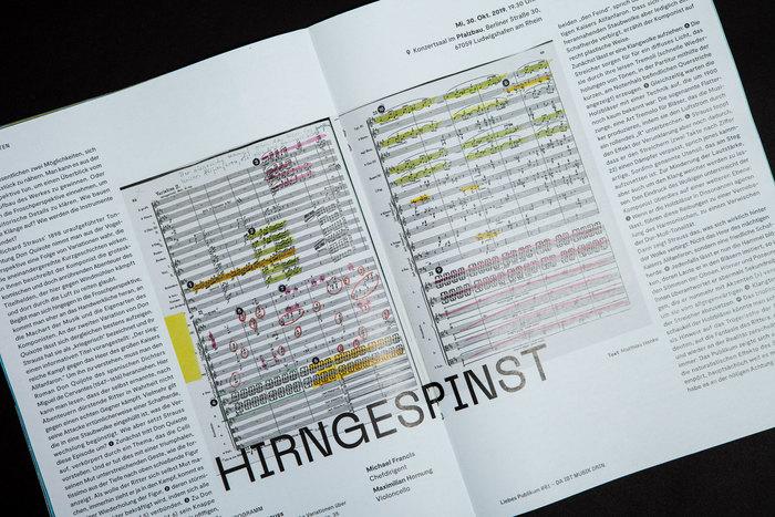 Deutsche Staatsphilharmonie Rheinland-Pfalz magazine #01 3