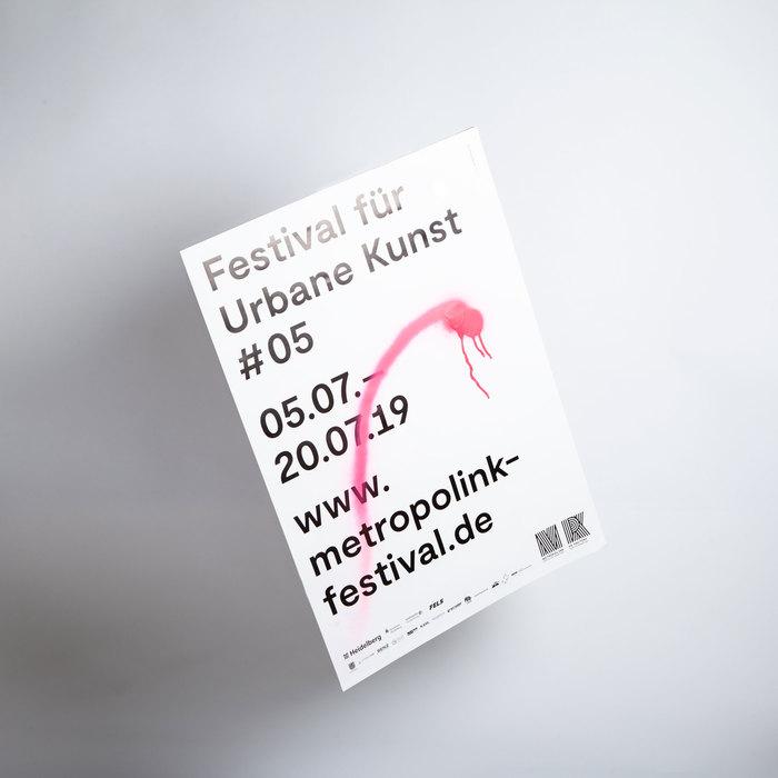 Metropolink Festival für Urbane Kunst 2019 poster 4