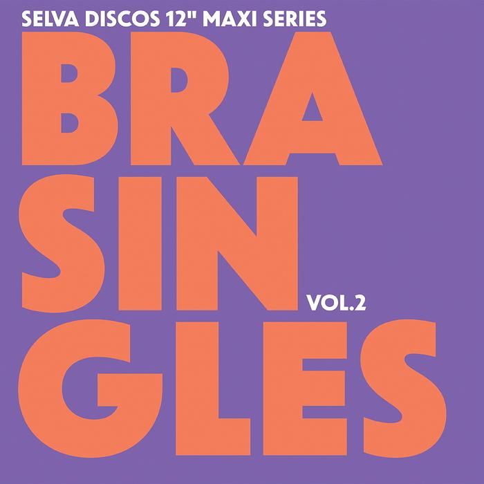 """Vol. 2, """"Baianá"""" by Barbatuques, June 2018."""