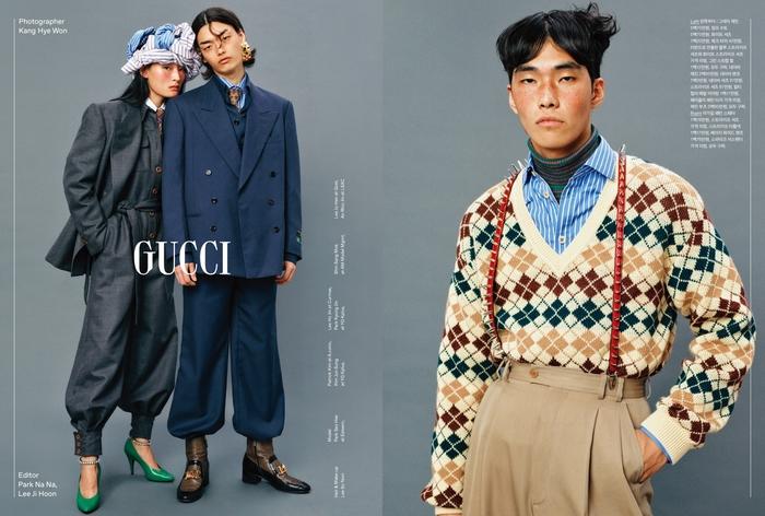 GQ Korea magazine, September 2019 3