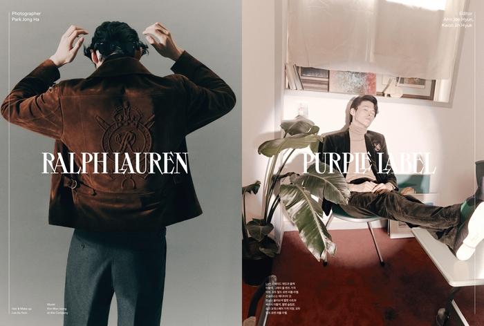 GQ Korea magazine, September 2019 4