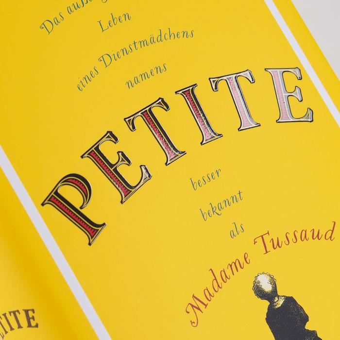 Petite by Edward Carey (German edition, C.H. Beck) 2
