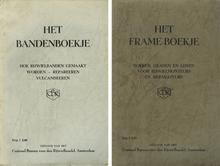 <cite>Het Bandenboekje</cite> <cite>/</cite> <cite>Het Frame-boekje</cite>