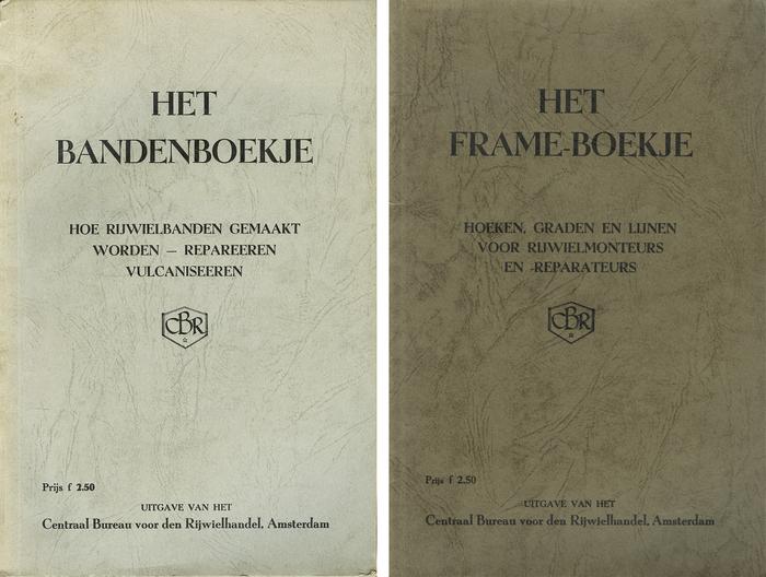 Het Bandenboekje / Het Frame-boekje 1