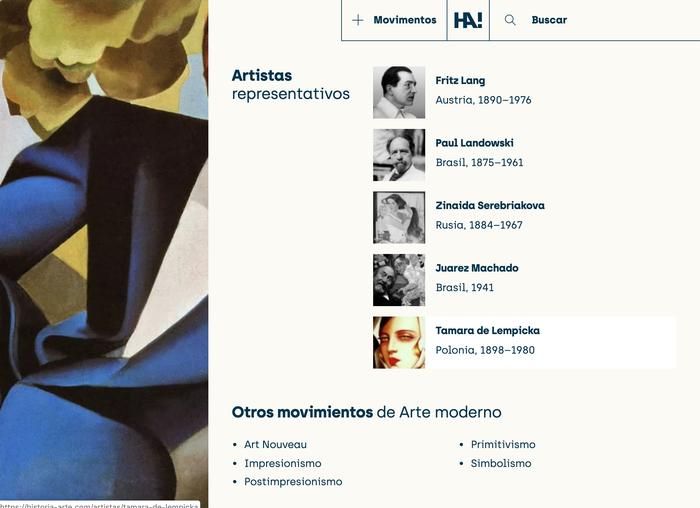 HA! Historia/Arte 6
