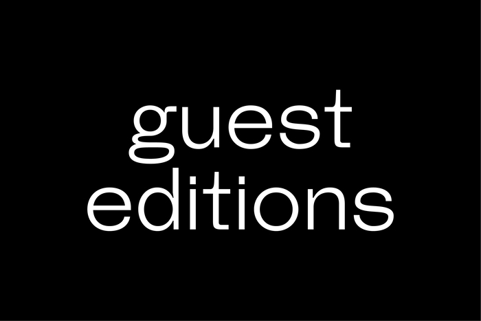 Guest Editions 1