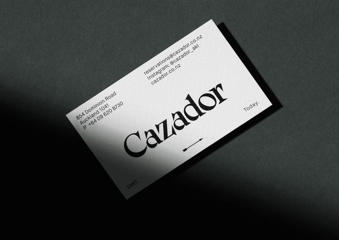Cazador 8