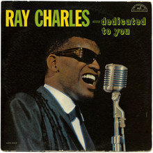 <cite>Dedicated To You</cite> – Ray Charles