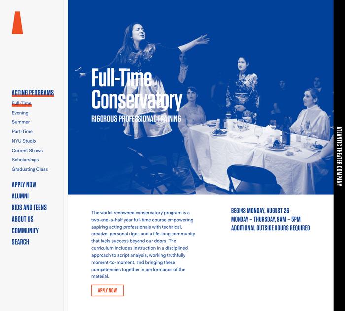 Atlantic Theater Company 2019–2020 9