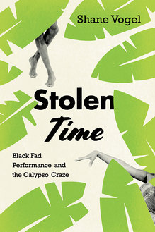 <cite>Stolen Time</cite> by Shane Vogel