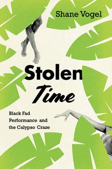 <cite>Stolen Time</cite> by Shane Vogel