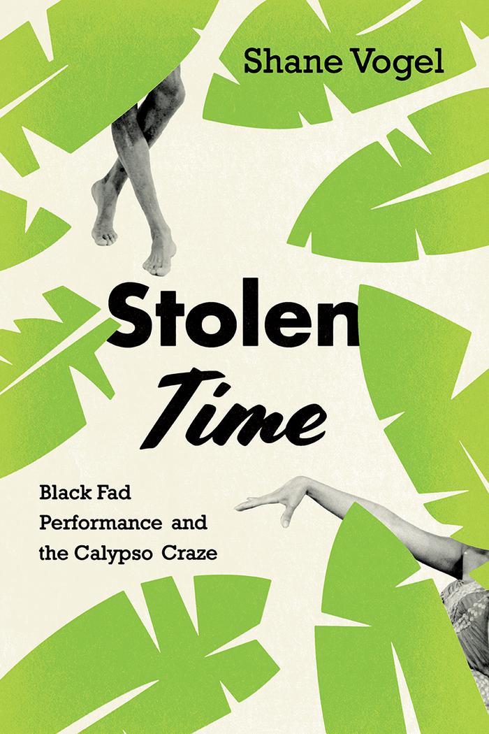 Stolen Time by Shane Vogel