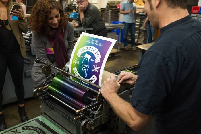 TypeThursdaySF: We Are One 4