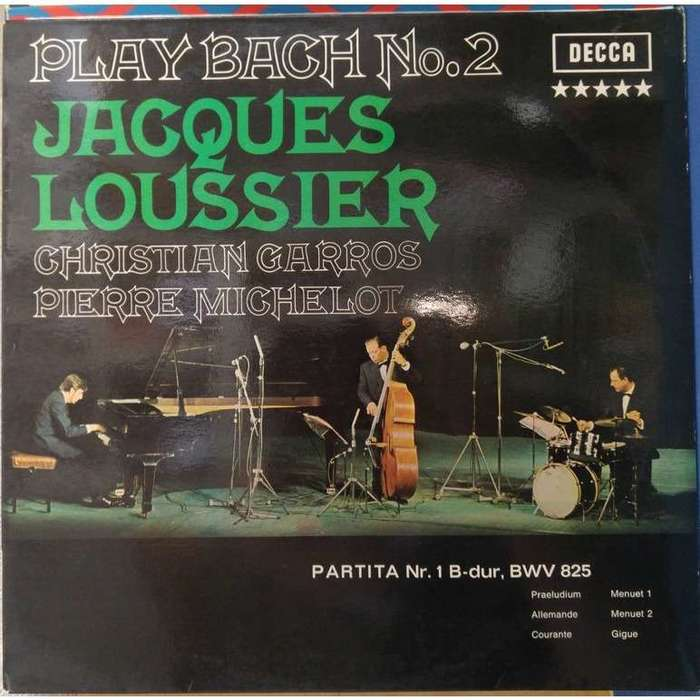 Jacques Loussier – Play Bach 4
