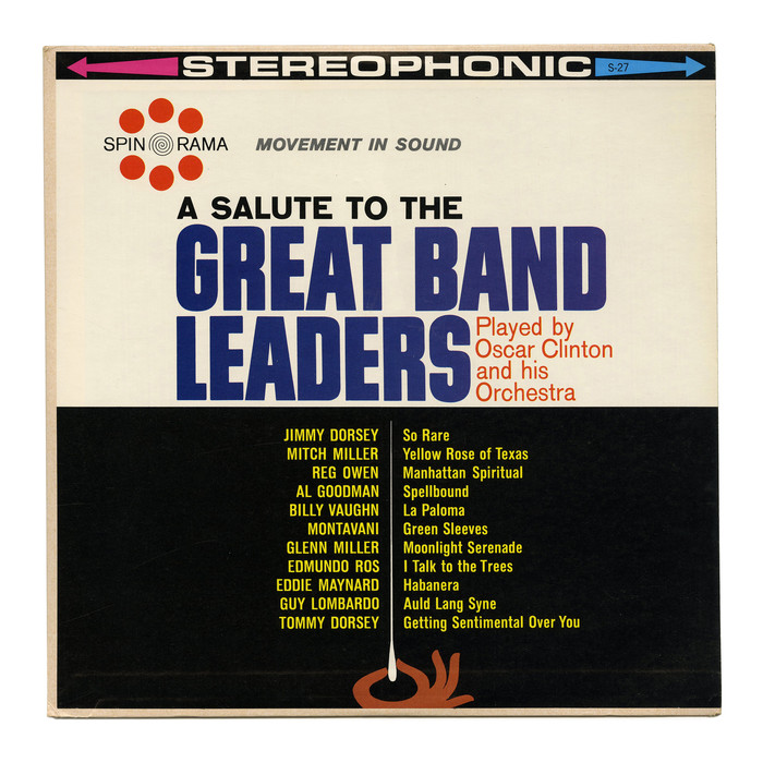 A Salute To The Great Band Leaders