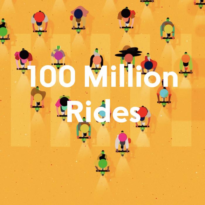 Lime: 100 Million Rides 1