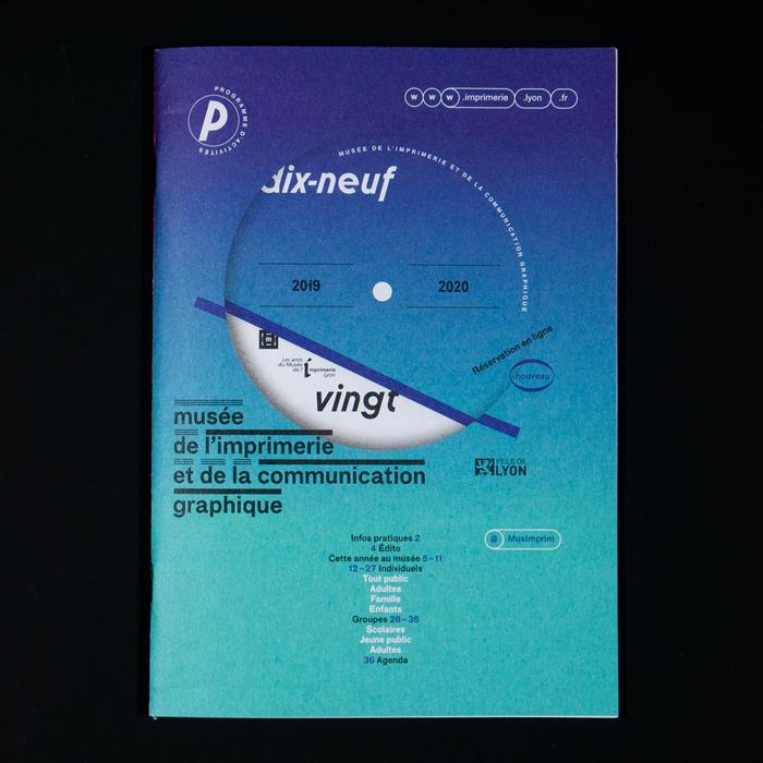 Musée de l'imprimerie et de la communication, 2019–2020 1