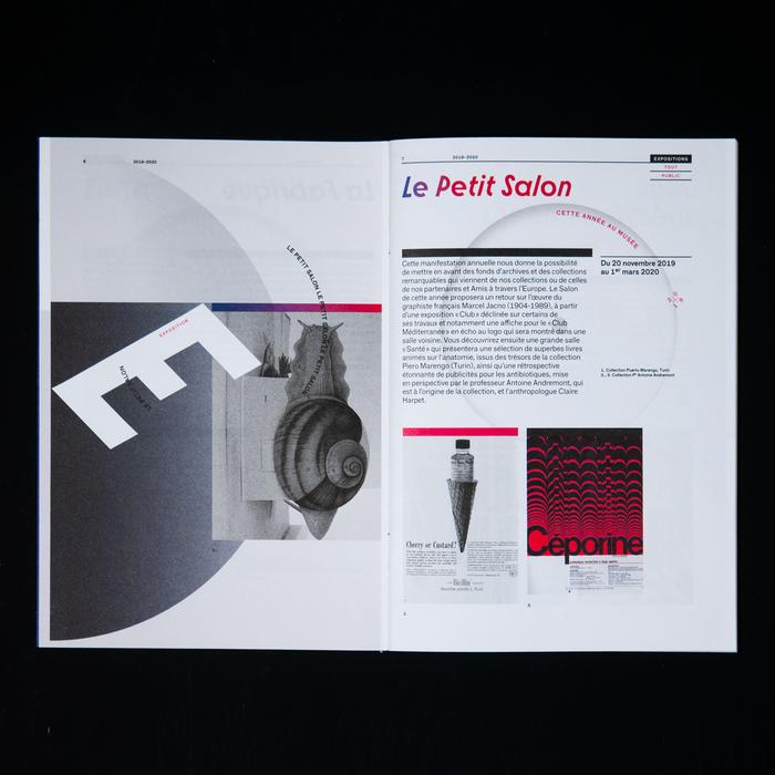 Musée de l'imprimerie et de la communication, 2019–2020 6